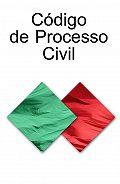 Portugal -Codigo de Processo Civil (Portugal)