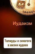 Илья Мельников -Талмуды и синагога в жизни иудеев