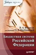В. А. Федосов - Бюджетная система Российской Федерации