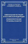 Коллектив Авторов - Ювенальная юстиция в Российской Федерации. Криминологические проблемы развития
