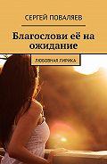 Сергей Поваляев -Благослови её на ожидание. Любовная лирика