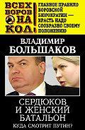 Владимир Большаков -Сердюков и женский батальон. Куда смотрит Путин?