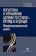 Олег Проценко -Логистика и управление цепями поставок – взгляд в будущее. Макроэкономический аспект