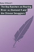 Willard Baker -The Boy Ranchers on Roaring River: or, Diamond X and the Chinese Smugglers