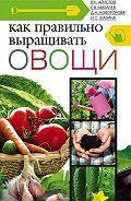 И. С. Шабина -Как правильно выращивать овощи