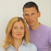 Сергей и Дина Волсини