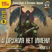 Александр и Евгения Гедеон - У оружия нет имени. Книга 1