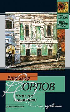 Владимир Орлов - Что-то зазвенело (сборник)