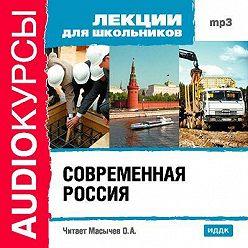 Коллектив авторов - Современная Россия