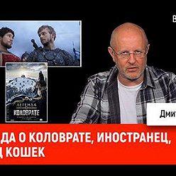 Дмитрий Пучков - Легенда о Коловрате, Иностранец, Город кошек