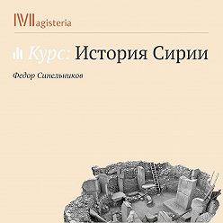 Федор Синельников - Христианская Сирия