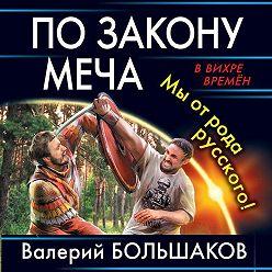 Валерий Большаков - По закону меча. Мы от рода русского!