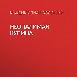 Максимилиан Волошин - Неопалимая купина