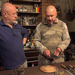 Дмитрий Пучков - Андрей Кочергин про ножи и Японию