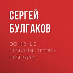 Сергей Булгаков - Основные проблемы теории прогресса