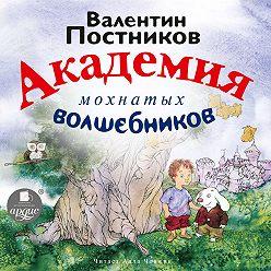 Валентин Постников - Академия мохнатых волшебников