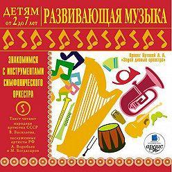 Л. Яртова - Развивающая музыка. Знакомимся с инструментами симфонического оркестра.