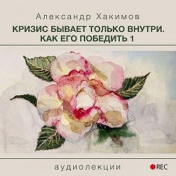 Александр Хакимов - Кризис бывает только внутри. Как его победить 1