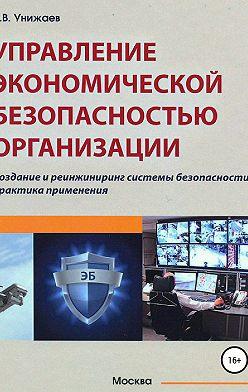 Николай Унижаев - Управление экономической безопасностью организации