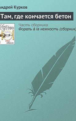 Андрей Курков - Там, где кончается бетон