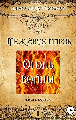 Александр Осмаков - Меж двух миров 1: Огонь войны