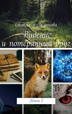 Светлана Жучкова - Видение и потерянный друг. Книга2