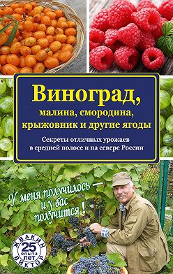 Виктор Жвакин - Виноград, малина, смородина, крыжовник и другие ягоды
