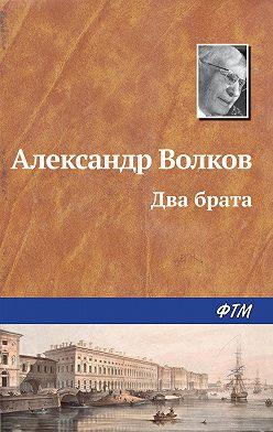 Александр Волков - Два брата