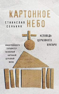 Станислав Сенькин - Картонное небо. Исповедь церковного бунтаря