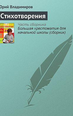 Юрий Владимиров - Стихотворения