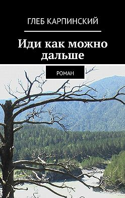 Глеб Карпинский - Иди как можно дальше. Роман