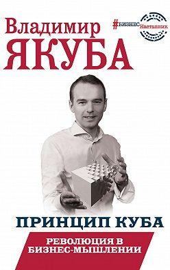 Владимир Якуба - Принцип куба. Революция в бизнес-мышлении