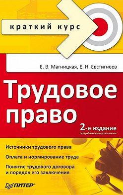 Елена Магницкая - Трудовое право. Краткий курс