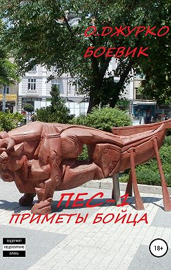 Олег Джурко - Пес-1. Приметы бойца