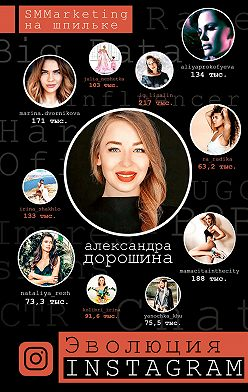 Александра Дорошина - Эволюция Instagram. SMMarketing на шпильке