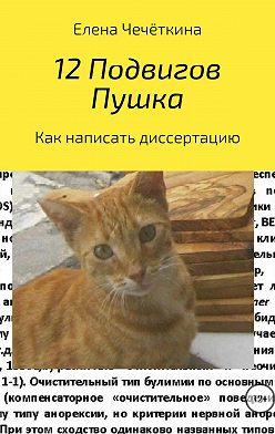 Елена Чечёткина - 12 подвигов Пушка