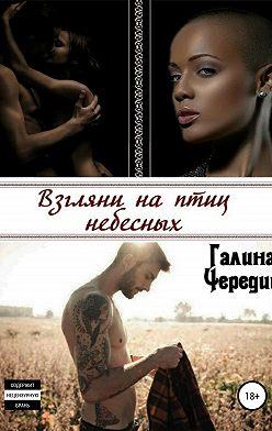 Галина Чередий - Взгляни на птиц небесных