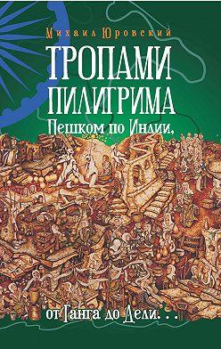 Михаил Юровский - Тропами Пилигрима. Пешком по Индии, от Ганга до Дели…