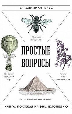 Владимир Антонец - Простые вопросы