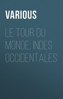 Various - Le Tour du Monde; Indes Occidentales