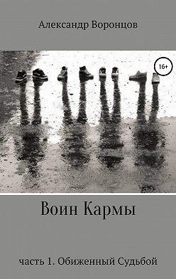 Александр Воронцов - Воин Кармы. Часть 1. Обиженный Судьбой