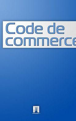 France - Code de commerce