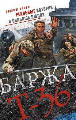 Андрей Орлов - Баржа Т-36. Пятьдесят дней смертельного дрейфа