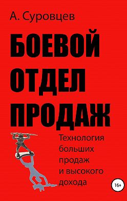 Алексей Суровцев - Боевой отдел продаж
