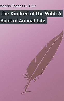 Charles Roberts - The Kindred of the Wild: A Book of Animal Life