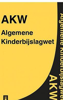 Nederland - Algemene Kinderbijslagwet – AKW