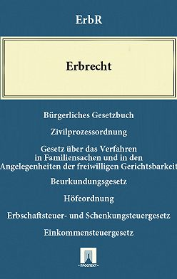 Deutschland - Erbrecht – ErbR