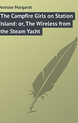 Margaret Penrose - The Campfire Girls on Station Island: or, The Wireless from the Steam Yacht
