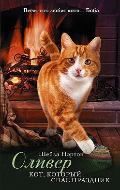 Шейла Нортон - Оливер. Кот, который спас праздник