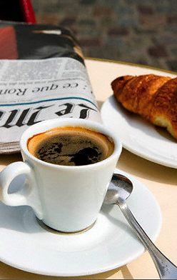 Мария Гарзийо - Кофе с круассаном
